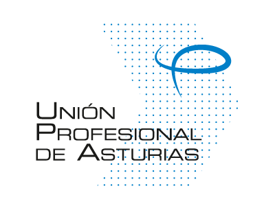 logo unión profesional de Asturias