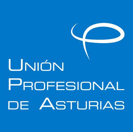logotipo unión profesional de asturias